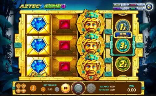 รีวิวเกม Aztec Gems