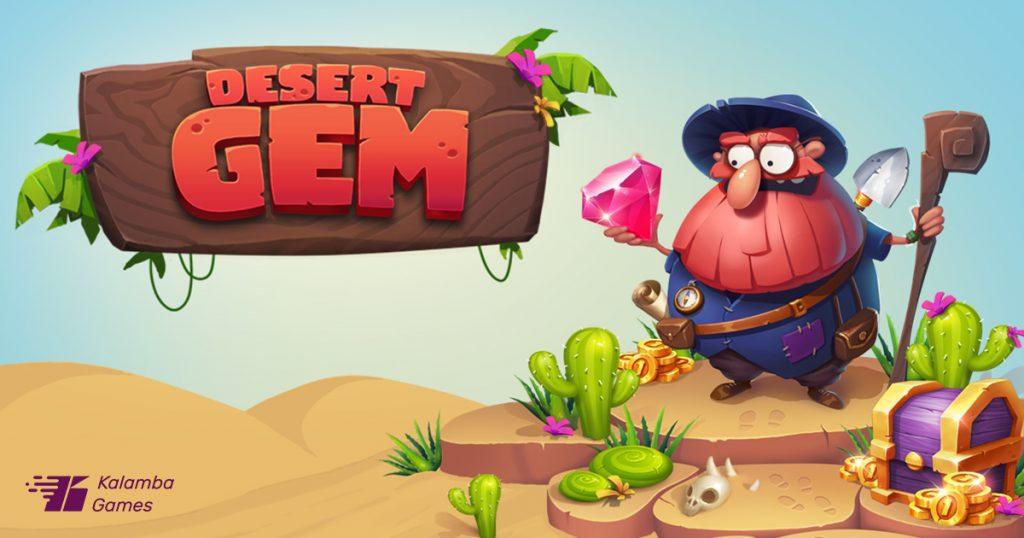 รีวิวเกมสล็อต Desert Gem