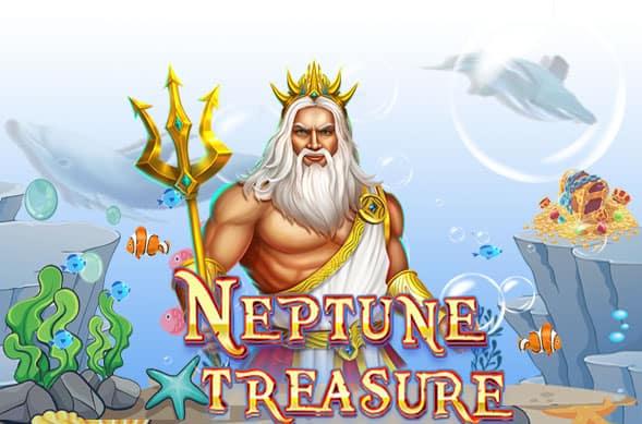 รีวิวเกมสล็อต Neptune treasure แตกง่าย