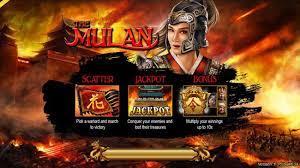 รีวิวเกมสล็อต Mulan สร้างรายได้ดี